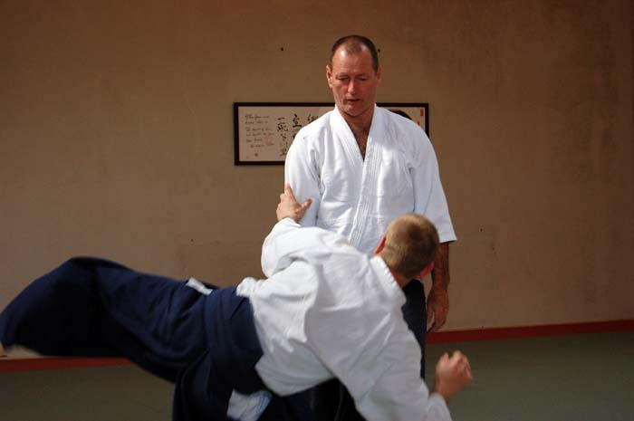 Exciting Changes to Aikido Schedule
