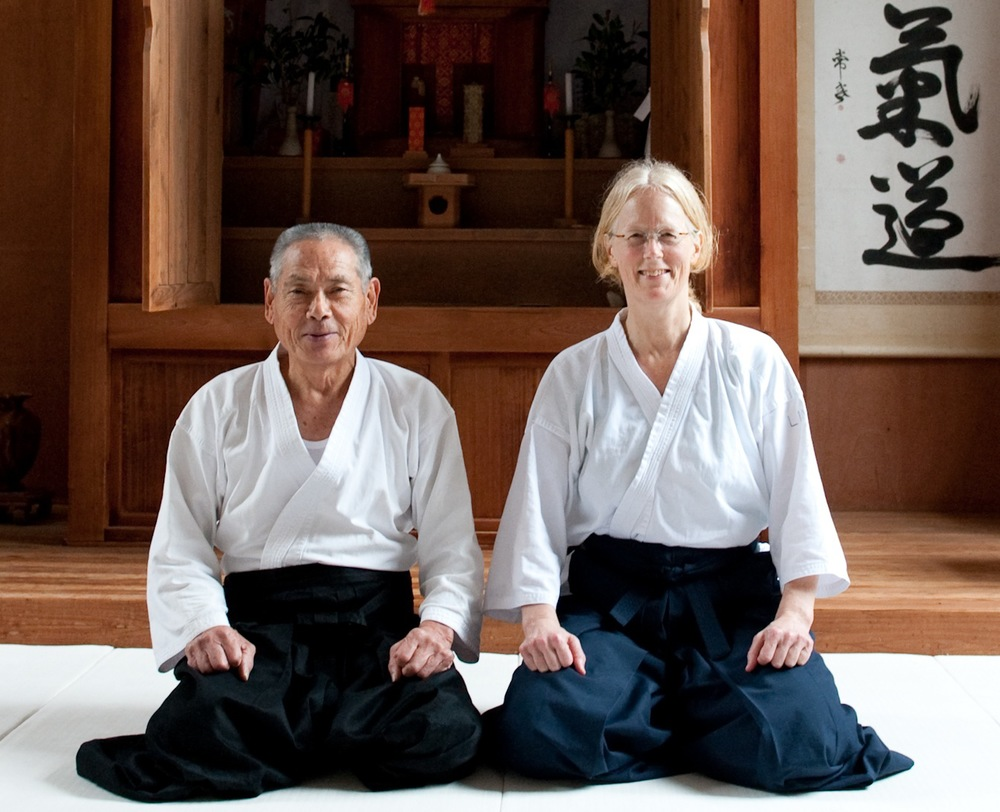 Linda Holiday Seminar / Journey to the Heart of Aikido Tour (8/3)