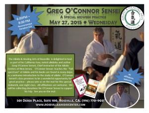 Greg O Connor Class
