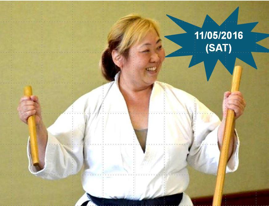 Hayashi Shihan 1 Day Fall Seminar