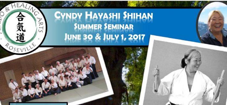 Hayashi Shihan Summer Seminar